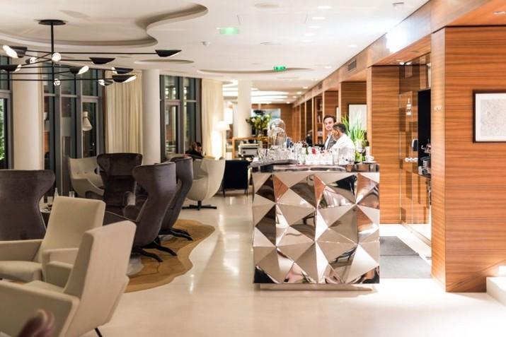 Rencontrez le dernier projet de Didier Gomez, l'hôtel Renaissance République à Paris! Rencontrez le dernier projet de Didier Gomez lh  tel Renaissance R  publique    Paris 1