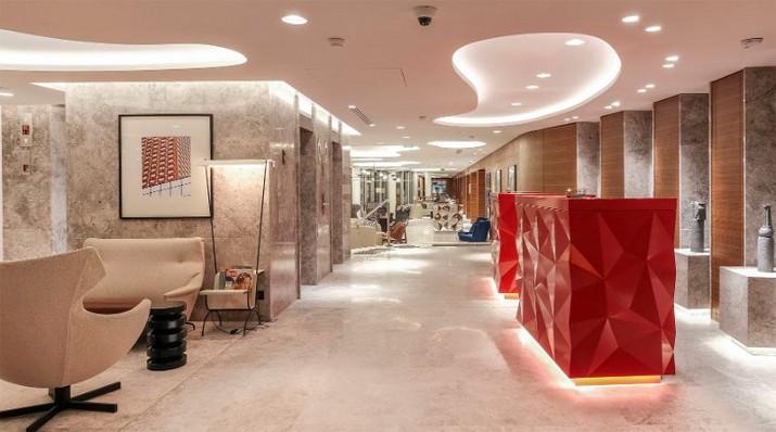 Rencontrez le dernier projet de Didier Gomez, l'hôtel Renaissance République à Paris! Rencontrez le dernier projet de Didier Gomez lh  tel Renaissance R  publique    Paris 3