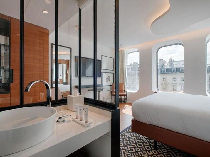 Rencontrez le dernier projet de Didier Gomez, l'hôtel Renaissance République à Paris! Rencontrez le dernier projet de Didier Gomez lh  tel Renaissance R  publique    Paris 5
