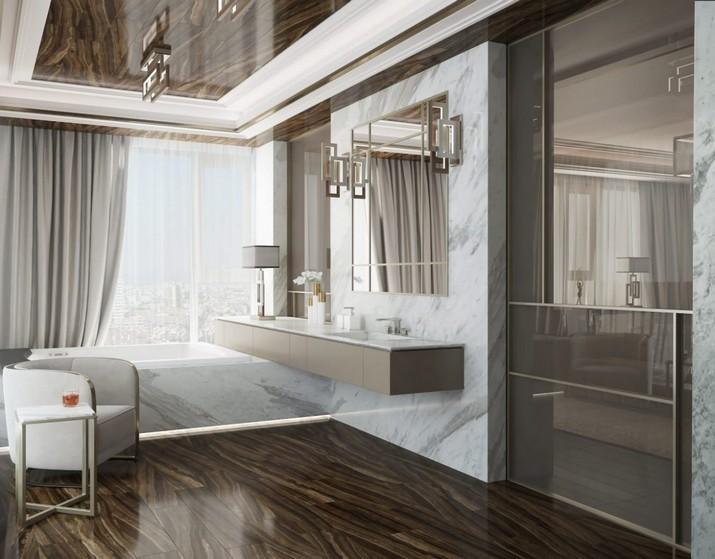 Découvrez un Penthouse Incroyable en Bulgarie par DesSign  Découvrez un Penthouse Incroyable en Bulgarie par DesSign D  couvrez un Penthouse Incroyable en Bulgarie par DesSign 6