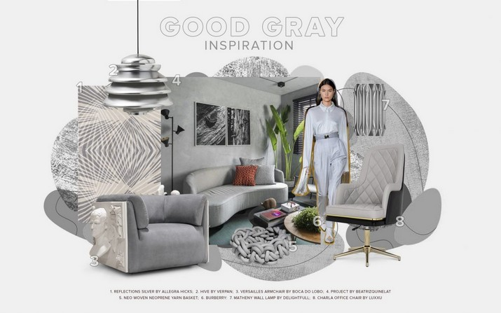 Good Grey, la Tendance des Couleurs Estivales 2021 Good Grey la Tendance des Couleurs Estivales 2021 1 1