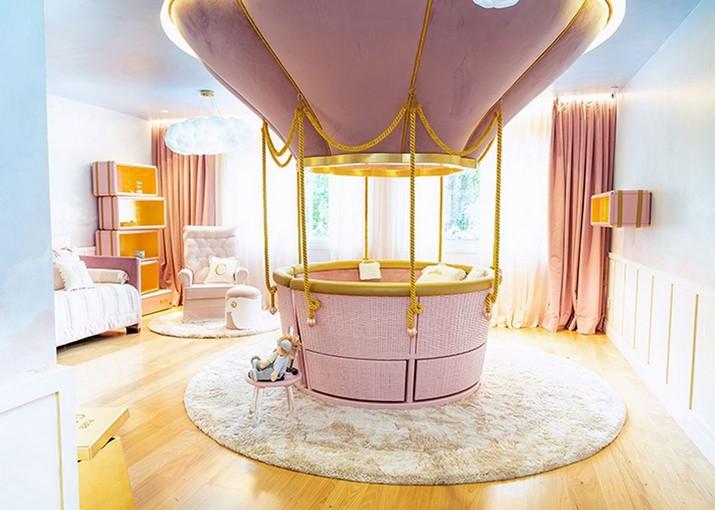 Idées de Chambre à Coucher pour Enfants – L'Inspiration la plus Magique Id  es de Chambre    Coucher pour Enfants LInspiration la plus Magique 1