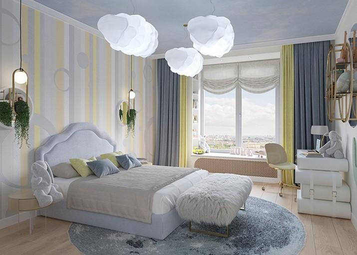 Idées de Chambre à Coucher pour Enfants – L'Inspiration la plus Magique Id  es de Chambre    Coucher pour Enfants LInspiration la plus Magique 3