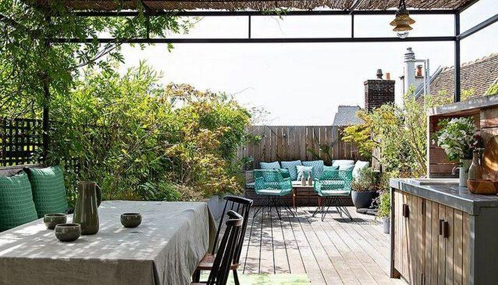 Tombez Amoureux de cette Maison de Jardin à Montmartre  Tombez Amoureux de cette Maison de Jardin à Montmartre Tombez Amoureux de cette Maison de Jardin    Montmartre 4 715x410