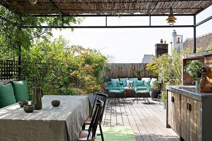 Tombez Amoureux de cette Maison de Jardin à Montmartre  Tombez Amoureux de cette Maison de Jardin à Montmartre Tombez Amoureux de cette Maison de Jardin    Montmartre 4