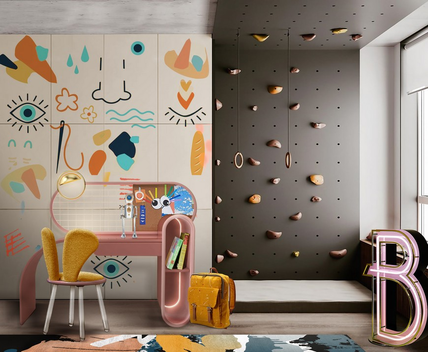 Découvrez Bubble Gum , la Nouvelle Ligne de Meubles pour Enfants Create the Perfect Study and Playroom for your Kids 2