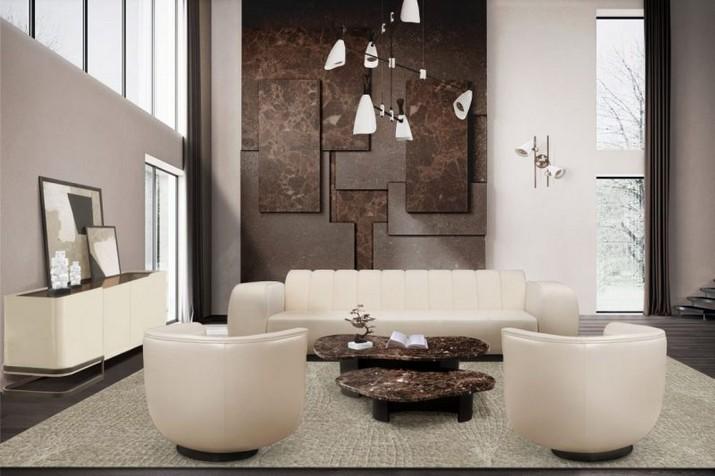Soyez sur les tendances les plus chaudes avec un design d'intérieur moderne! Soyez sur les tendances les plus chaudes avec un design dinterieur moderne 2