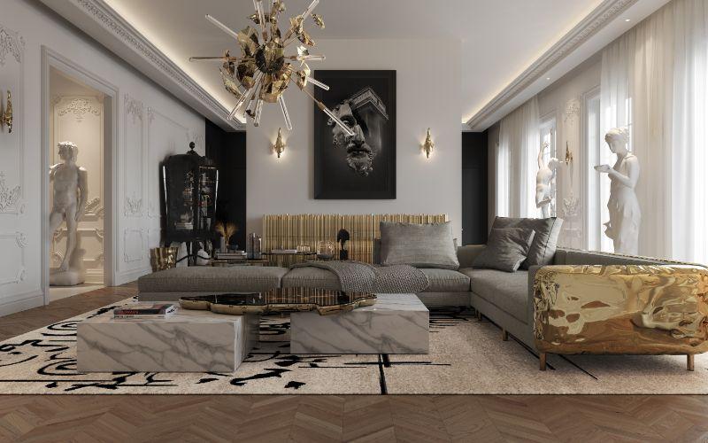 penthouse de luxe Penthouse De Luxe De Plusieurs Millions De Dollars Au Cœur De Paris penthouse luxe plusieurs millions dollars coeur paris 1