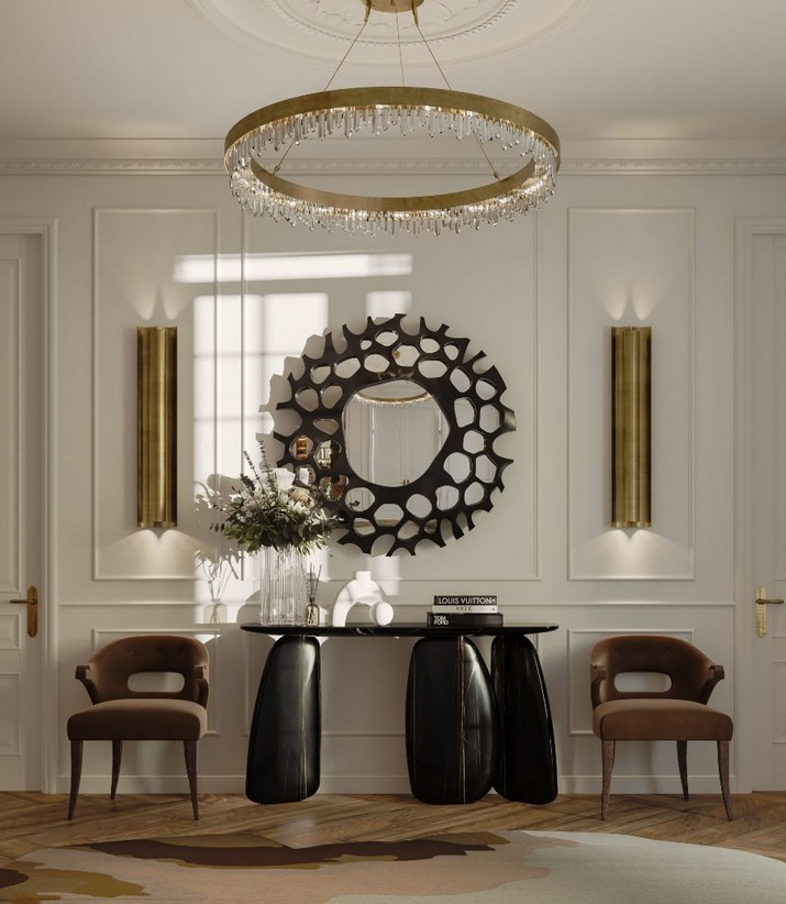 L'Appartement Parisien Éternel: Mélange de Design Classique et Contemporain LAppartement Parisien Eternel Melange de Design Classique et Contemporain 1