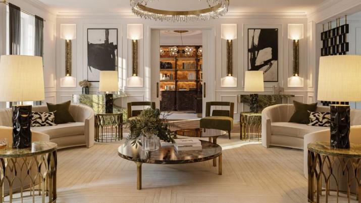 L'Appartement Parisien Éternel: Mélange de Design Classique et Contemporain LAppartement Parisien Eternel Melange de Design Classique et Contemporain 3
