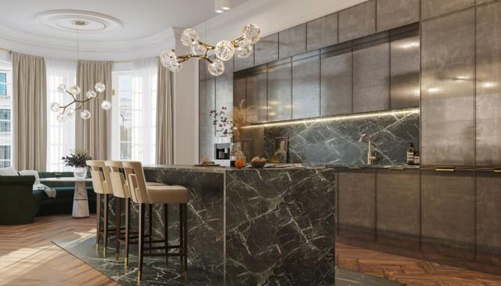 L'Appartement Parisien Éternel: Mélange de Design Classique et Contemporain LAppartement Parisien Eternel Melange de Design Classique et Contemporain 5
