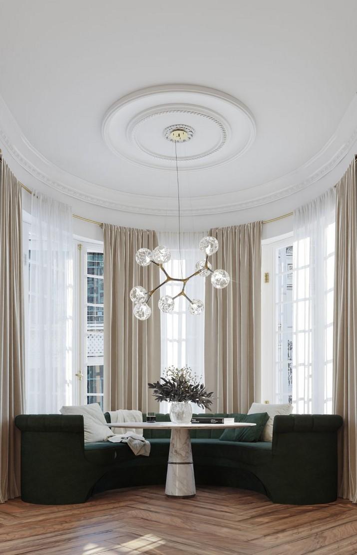 L'Appartement Parisien Éternel: Mélange de Design Classique et Contemporain LAppartement Parisien Eternel Melange de Design Classique et Contemporain 6